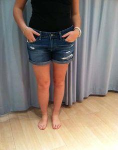 Boyfriend Short $198 #AGJeans