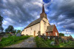 Mære kyrkje // our beautiful church // Nord-Trøndelag - Norway // Source: Flickr