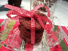 Viera´s Kitchen: Double Chocolate Cookies
