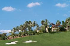 Golf Resort Abama, Tenerife