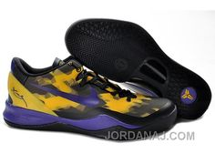 http://www.jordanaj.com/nike-zoom-kobe-8-viii-elite-lifestyle-black-purple-yellow-cheap-to-buy.html NIKE ZOOM KOBE 8 VIII ELITE LIFESTYLE BLACK/PURPLE/YELLOW CHEAP TO BUY Only $68.00 , Free Shipping!