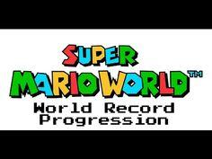 World Record Progression: Super Mario World