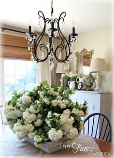 Lovely Viburnum Arrangement!!
