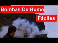 Cómo Hacer Bombas De Humo Con Materiales Caseros - YouTube