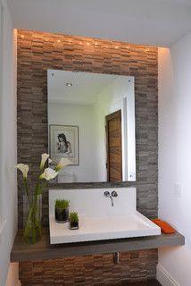 Cloverhill Farm - contemporary - bathroom - new york - by Carol Kurth Architecture + Interiors