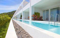 101 Bilder von Pool im Garten - ultra modern sommerhaus pool im garten weiß