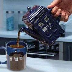 What's the doctor's favourite tea?  Relativi-tea!  Check it out!