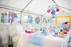 Les Baptêmes de Noa and Enola Blog Bebe, Table Decorations, Party, Fun, Small Boy, Parties, Dinner Table Decorations, Hilarious