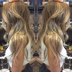 Baby lights - Looking for Hair Extensions to refresh your hair look instantly? KINGHAIR® only focus on premium quality remy clip in hair. Visit - - for more details Cabelo Ombre Hair, Balayage Hair Blonde, Brown Blonde Hair, Brunette Hair, Neutral Blonde Hair, Blonde Honey, Brunette Color, Ombré Hair, Hair Day