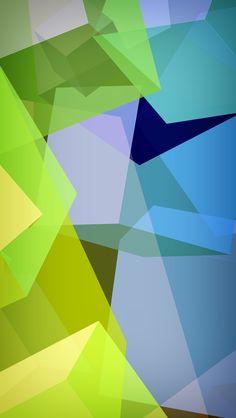iphone wallpaper. Green blue
