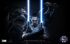 Cruise Williams - star wars the force unleashed ii themed - 1920x1200 px