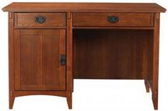 Artisan Computer Desk - Computer Desks - Home Office Furniture - Furniture | HomeDecorators.com
