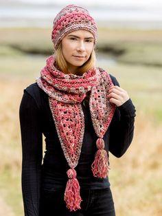 Learn to Crochet Mosaic Hats Annie/'s Crochet Melissa Leapman Patterns