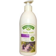 Nature's Gate, Body Wash, Velvet Moisture, Acai, 18 fl oz (532 ml) - iHerb.com