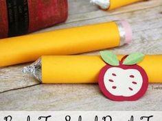 Pencil Treat {teacher gift}