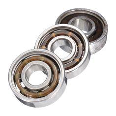 5pcs 608 8x22x7mm Ball Bearing Stainless Steel Ball Bearing