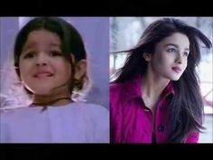 childhood pictures of bollywood Actor & Actresses