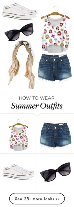 """summer outfit"" by sweetea02 on Polyvore"