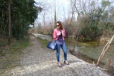 My pink Jacket!