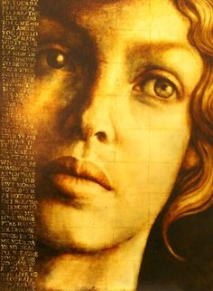 Galeria del Artista Pam Hawkes | retratista británico | Obras y Pinturas