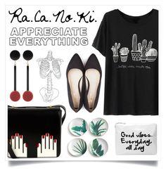 """Glad You Like It"" by racanoki ❤ liked on Polyvore featuring Chicnova Fashion, Lulu Guinness, Beyond Skin, Marni, Rosanna and RaCaNoKi"