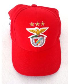 BENFICA EMBROIDERED CAP Official Licensed Product Soccer Baseball Football Adult | eBay