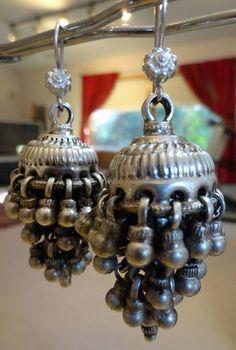 Jaipur Jhumkas, earrings