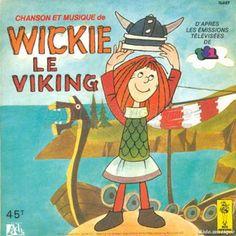 Vic, un petit viking malin, habite en Scandinavie dans le village de Flake dont le papa pas très futé, Halvar, est le chef de valeureux et vénaux vikings comme Tjure et Snor (qui se disputaient toujours), Faxe (très fort mais maladroit), Ube (le musicien) et Urobe (le vieux Viking).