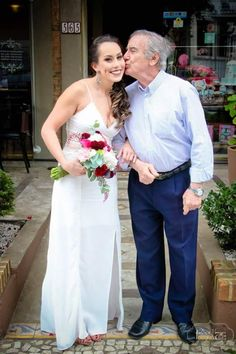 Buque noiva e pai