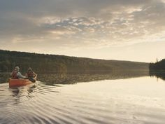Why canoeing is a beautiful way to connect with nature