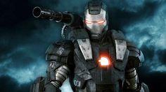 War Machine - Iron Man 2 (2008)