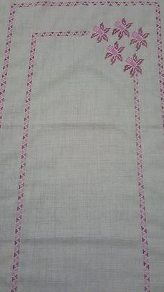 Cross Stitch Designs, Cross Stitch Patterns, Prayer Rug, Embroidery, Rugs, Sewing, Handmade, Easy Cross Stitch, Cross Stitch Animals