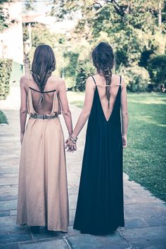 ''Orion'' #maxi #dresses by #nidodileda  love the nude