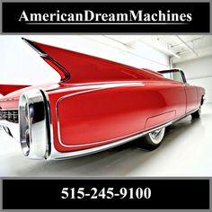 1960 Cadillac Eldorado Biarritz Convertible Low Miles, 3 owner, 49823 miles
