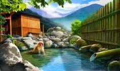 Gardens of Time | Nagano Hot Spring