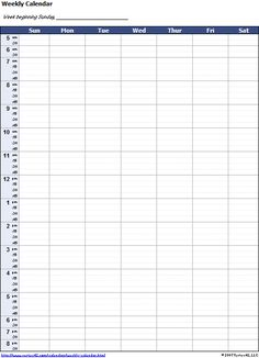 Free  Weekly Planner Sheet In Pdf Or Word This Unique Weekly