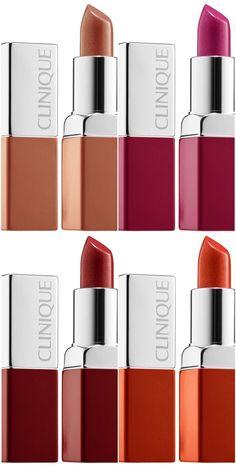 Clinique Pop Lip Colour   Primer for Spring 2015