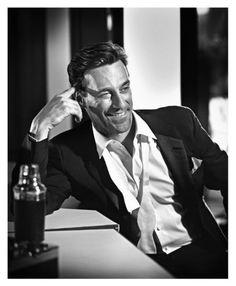 Jon Hamm as 'Don Draper' in Mad Men AMC), photo by Vincent Peters Jon Hamm, Mad Men, Don Draper, Beautiful Men, Beautiful People, Kreative Portraits, Photographie Portrait Inspiration, Foto Art, Raining Men