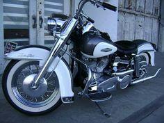 1967 Harley Davidson FLH Shovelhead Electra Glide