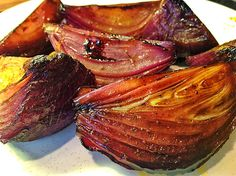 Balsamic Baked Onions