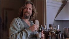 The Big Lebowski.   #JeffBridges #Leduc