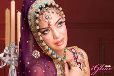 Signature Bride Series by Nilo Haq  Model: Sam B (Saima Azhar)  Designer: Zainab Sajid  Photography: Shahbaz Shazi  Co-ordination: Imran Kureshi  Makeup: Nilo Haq