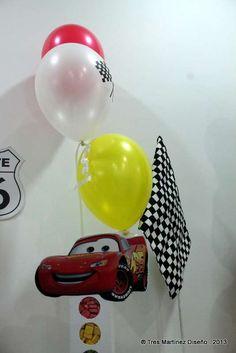 Cars para Thiago! | CatchMyParty.com