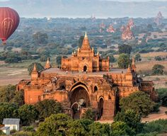 Beautiful Landscape Photography, Beautiful Landscapes, Buddhist Pagoda, Laos Thailand, Shwedagon Pagoda, Bay Of Bengal, Yangon, Ancient Ruins, Burmese