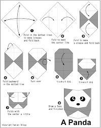 origami paso a paso facil para niños animales에 대한 이미지 검색결과