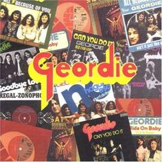 geordie album cover art