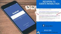 Las Mejores 11 Ideas De Recuperar Cuenta De Facebook Inhabilitada Recuperar Cuenta Facebook Cuentos