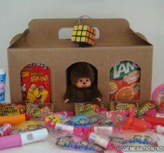 3 coffrets cadeaux «Bonbons et souvenirs d'enfance» à gagner !