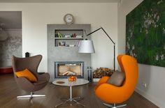 42 удобных кресла для маленьких комнат   Свежие идеи дизайна интерьеров, декора, архитектуры на InMyRoom.ru