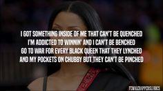 Nicki Minaj - Nobody (Verse - Lyrics) - YouTube